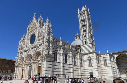 road trip around Italy - Seeing is believing: Duomo di Siena