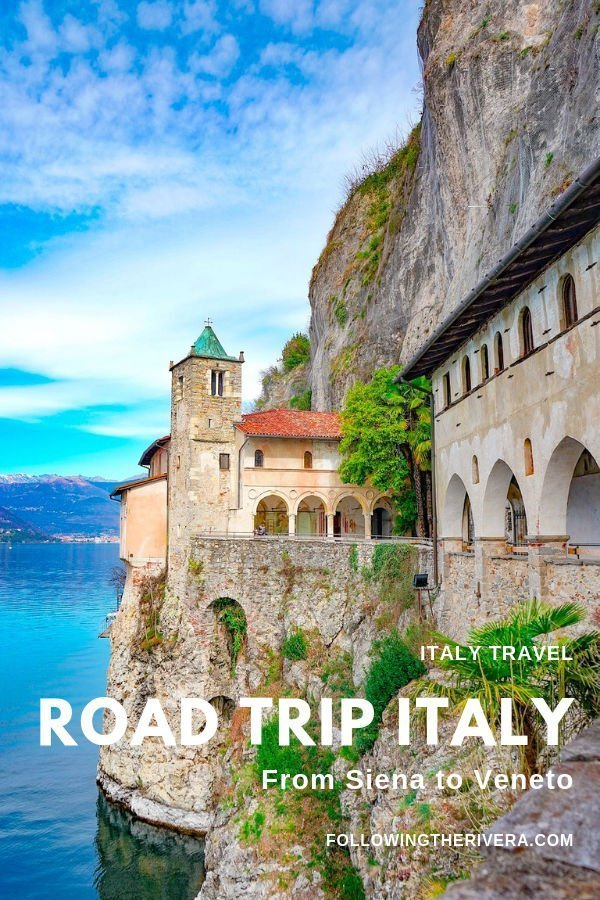 An epic road trip around Italy — from Siena to Veneto 1