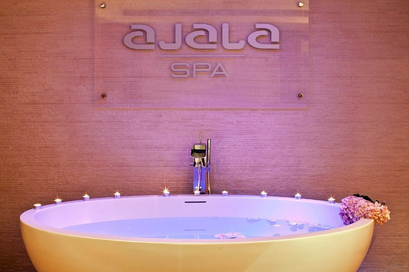 Ajala Bath - couples massage London