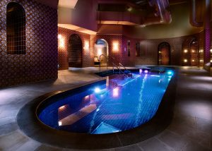 luxury couples spa packages London Valentine's Day: Immerse yourself in relaxation at St Pancras Spa