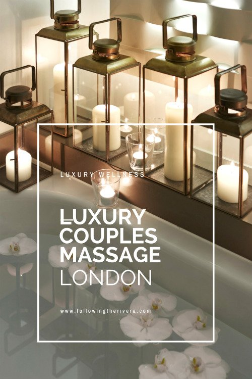 Couples massage London: 5 luxury spa packages 4