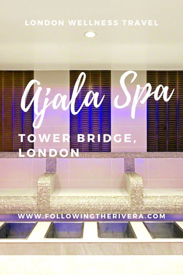 Ajala Spa Tower Bridge London