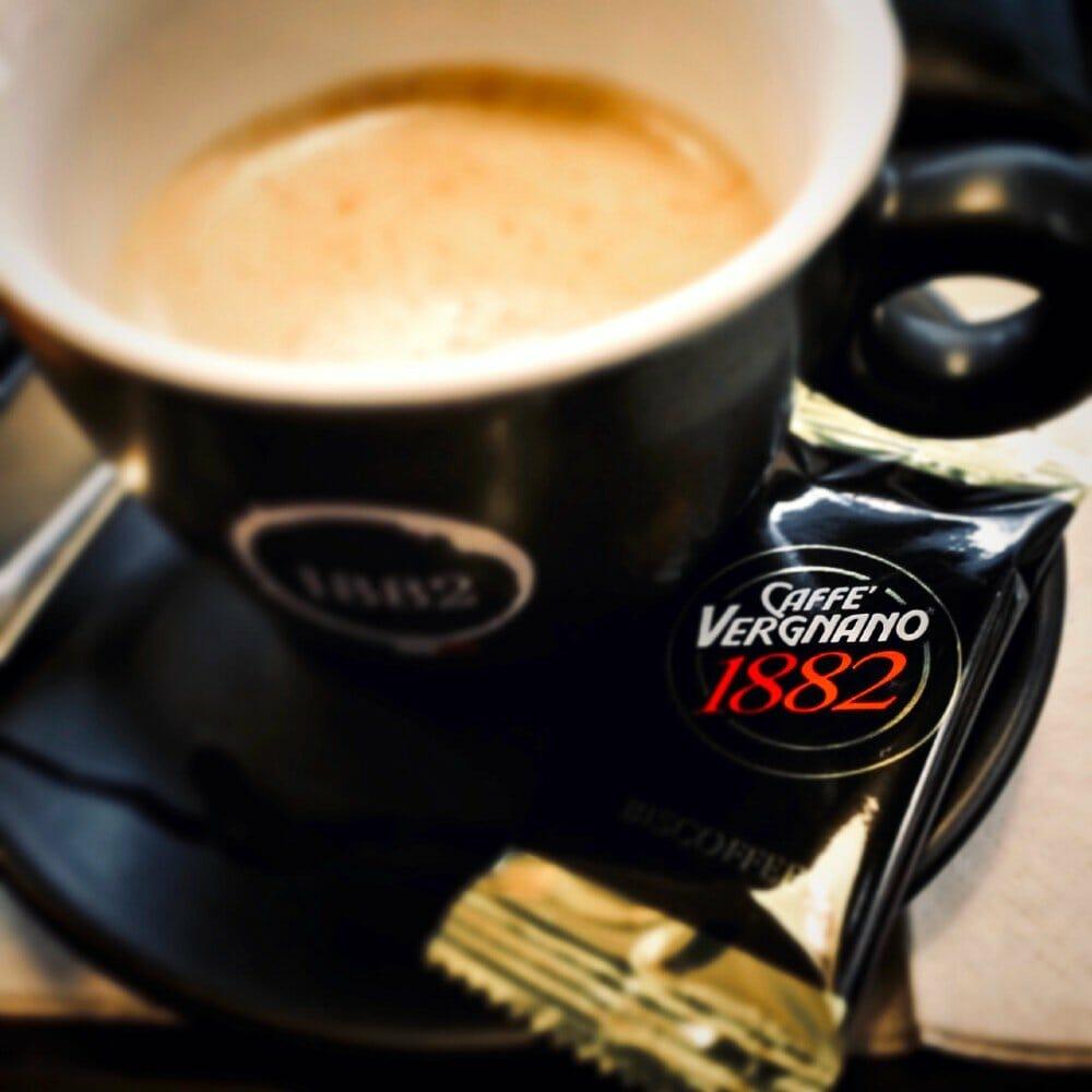 Caffe Vergnano — London espresso