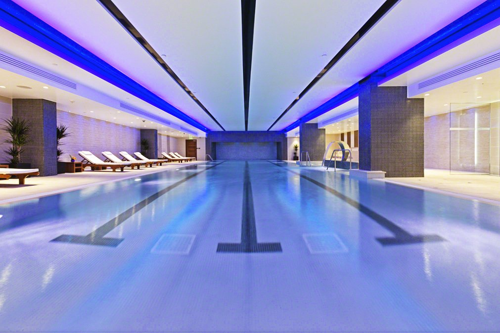 Review of Ajala Spa Tower Bridge, London