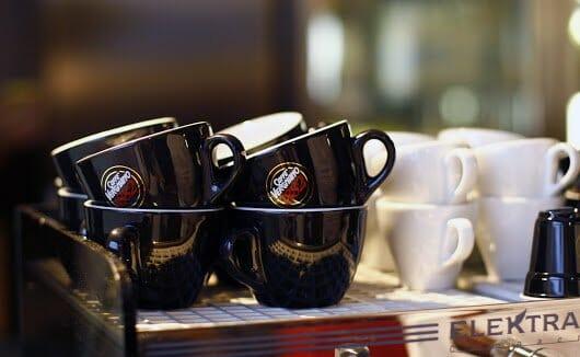 Good espresso in London