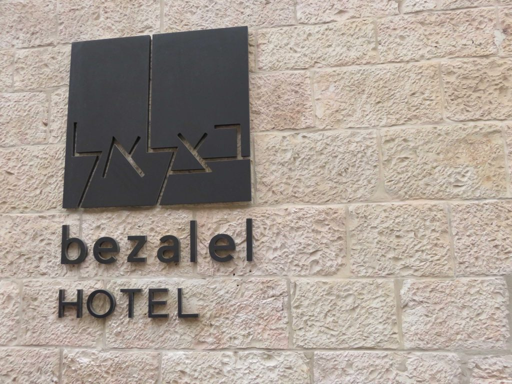 central boutique hotels in Jerusalem