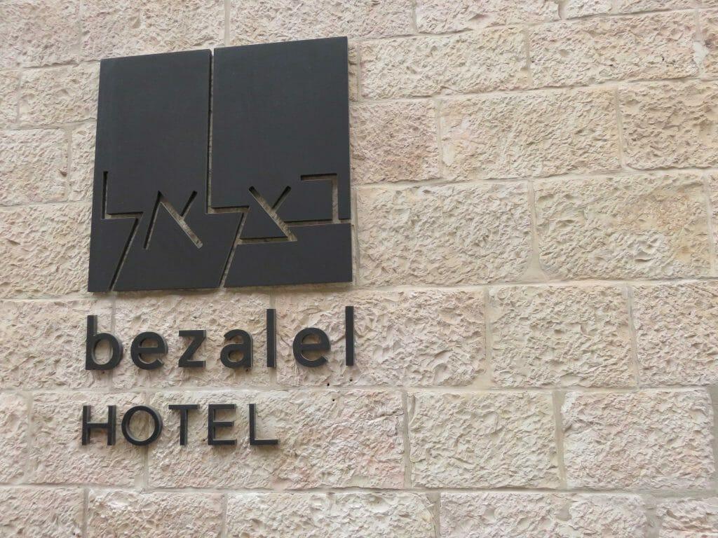 central boutique hotels in Jerusalem