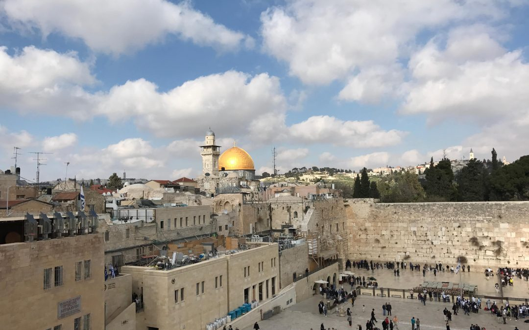 10 things to know before traveling to Jerusalem