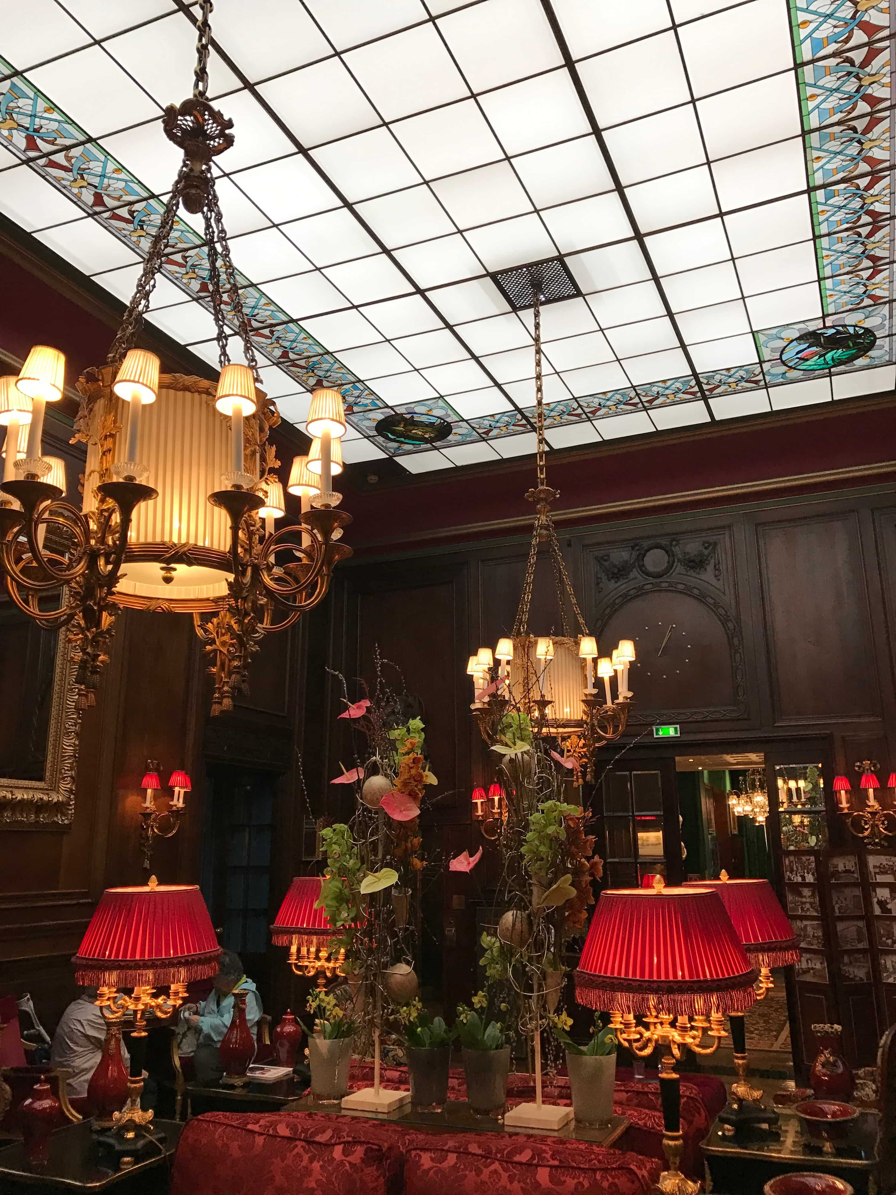 A stay at Hotel Sacher in Vienna 4