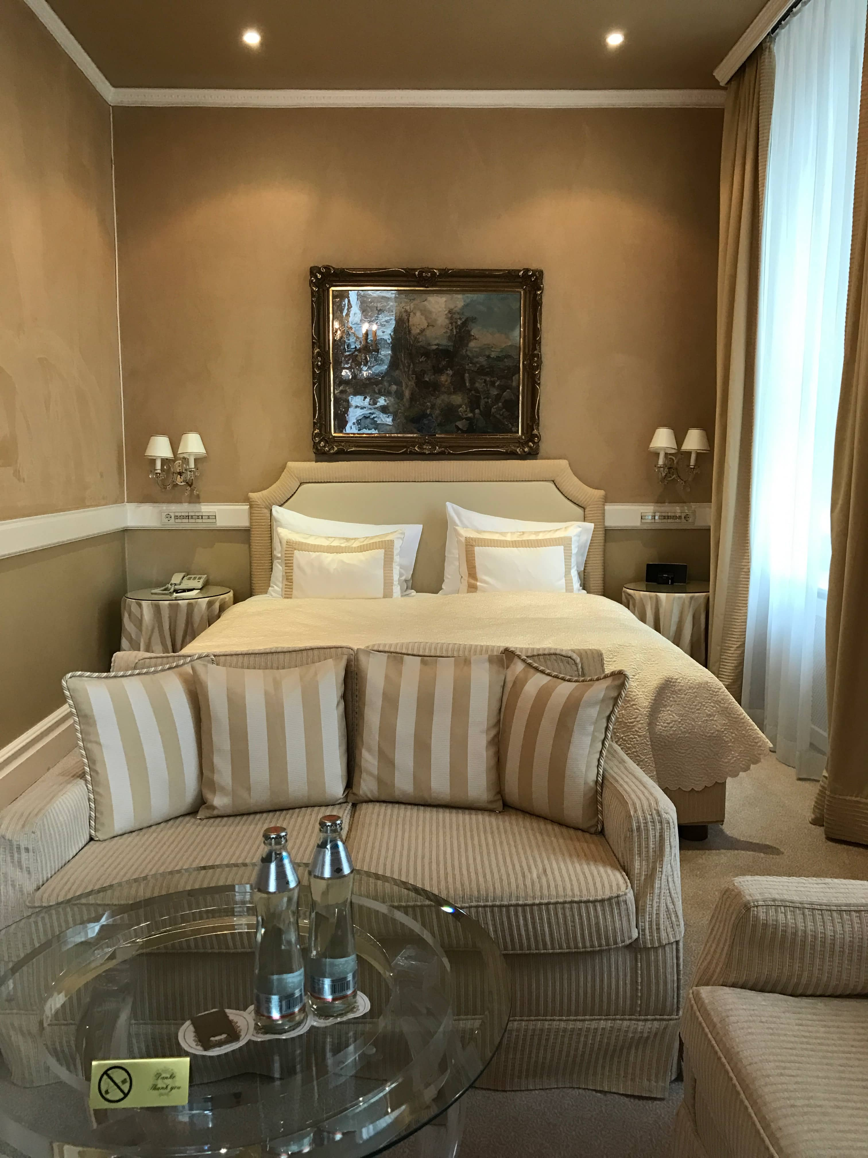 A stay at Hotel Sacher in Vienna 1