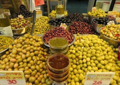 Fancy an olive?