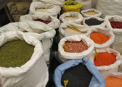 Colourful pulses that'll keep you full and healthy