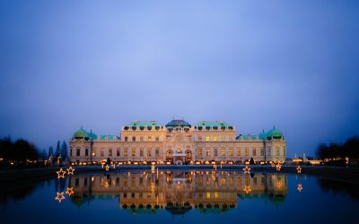 A luxury experience in Vienna: What to see, eat and do in 55 1/2 hours – Part 1