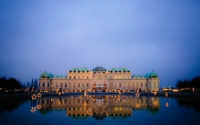 A luxury weekend in Vienna part 1