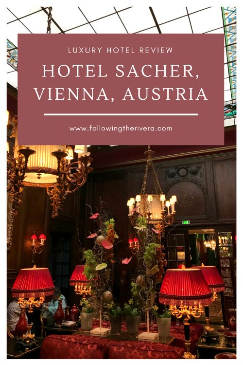 A luxury weekend in Vienna part 1 2