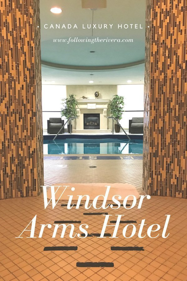 The Windsor Arms Hotel Toronto — luxury living in Yorkville 2