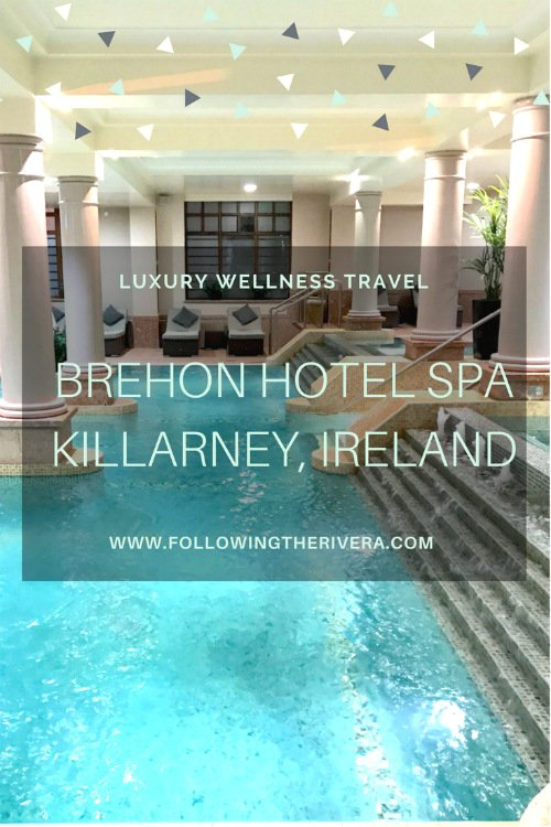 Brehon Hotel Killarney spa 1
