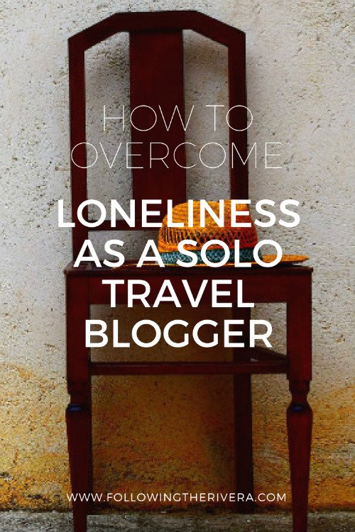 How to overcome loneliness as a solo traveler 1