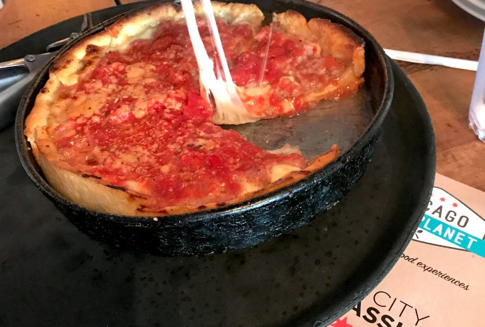 A foodie experience with Chicago Food Planet food tours