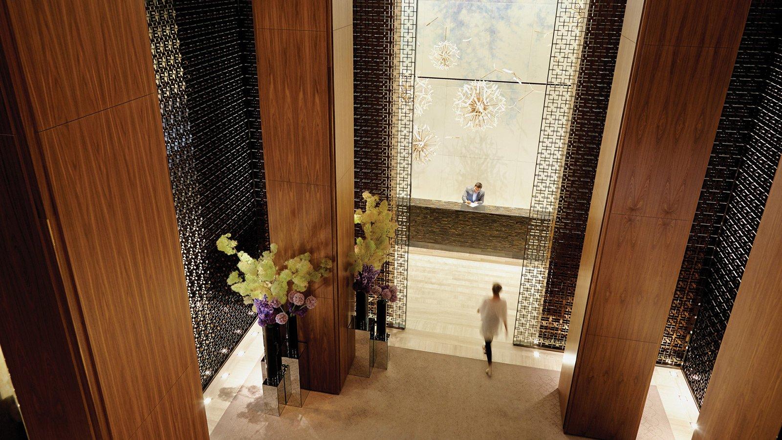 Four Seasons Toronto Bamboo/Asian fusion massage