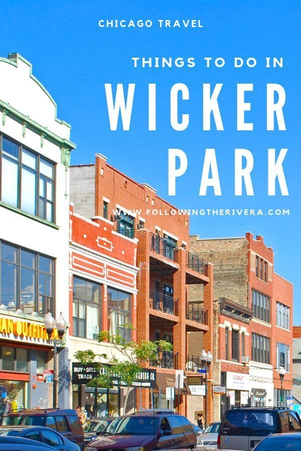 Fun things to do in Wicker Park in a day! 2