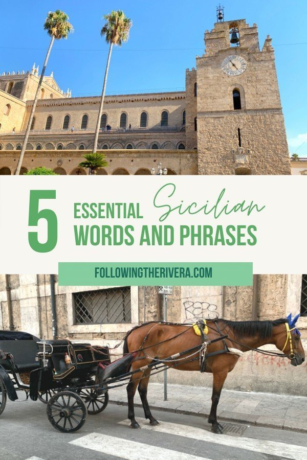 5 Sicilian words and phrases to try on your travels 3