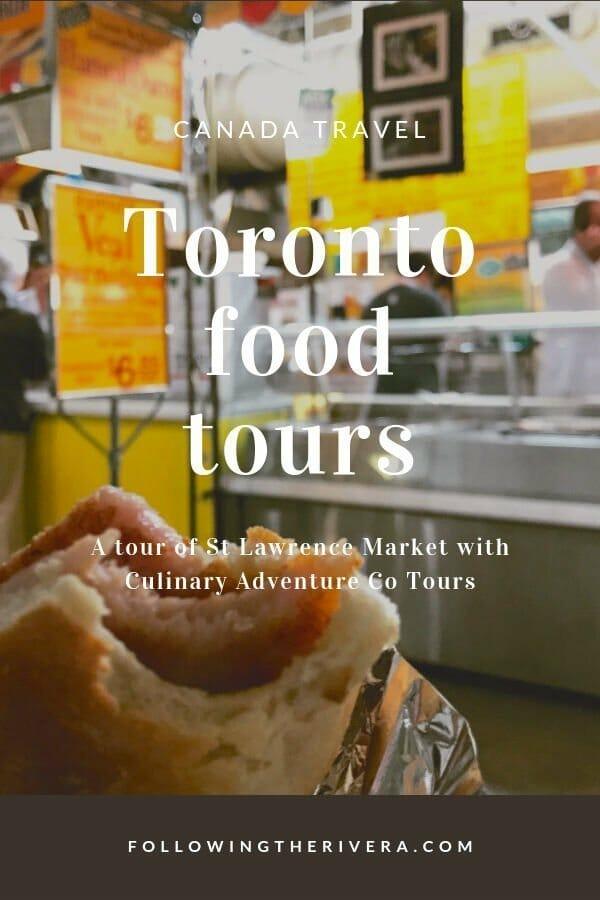 Toronto food tours — the tastiest tour in town 3