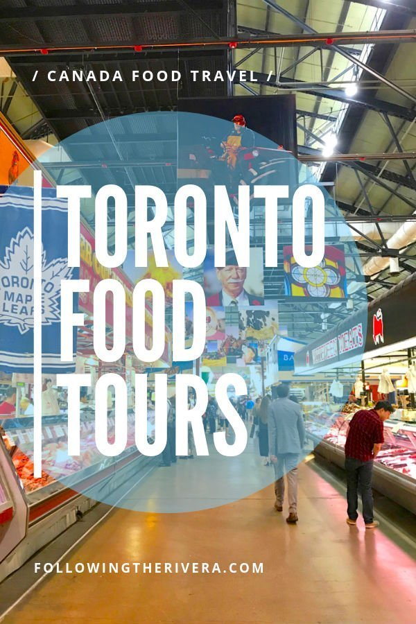 Toronto food tours — the tastiest tour in town 2