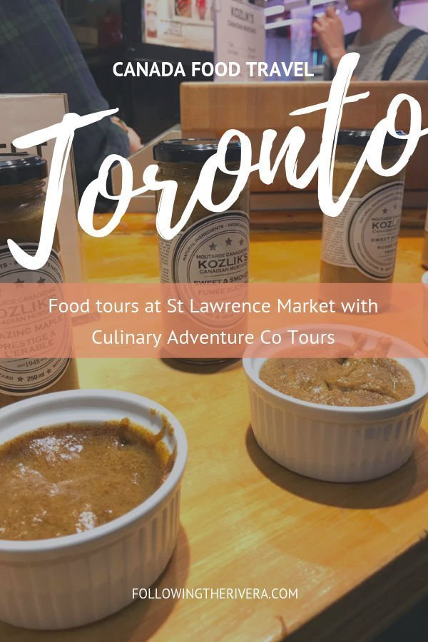 Toronto food tours — the tastiest tour in town 1