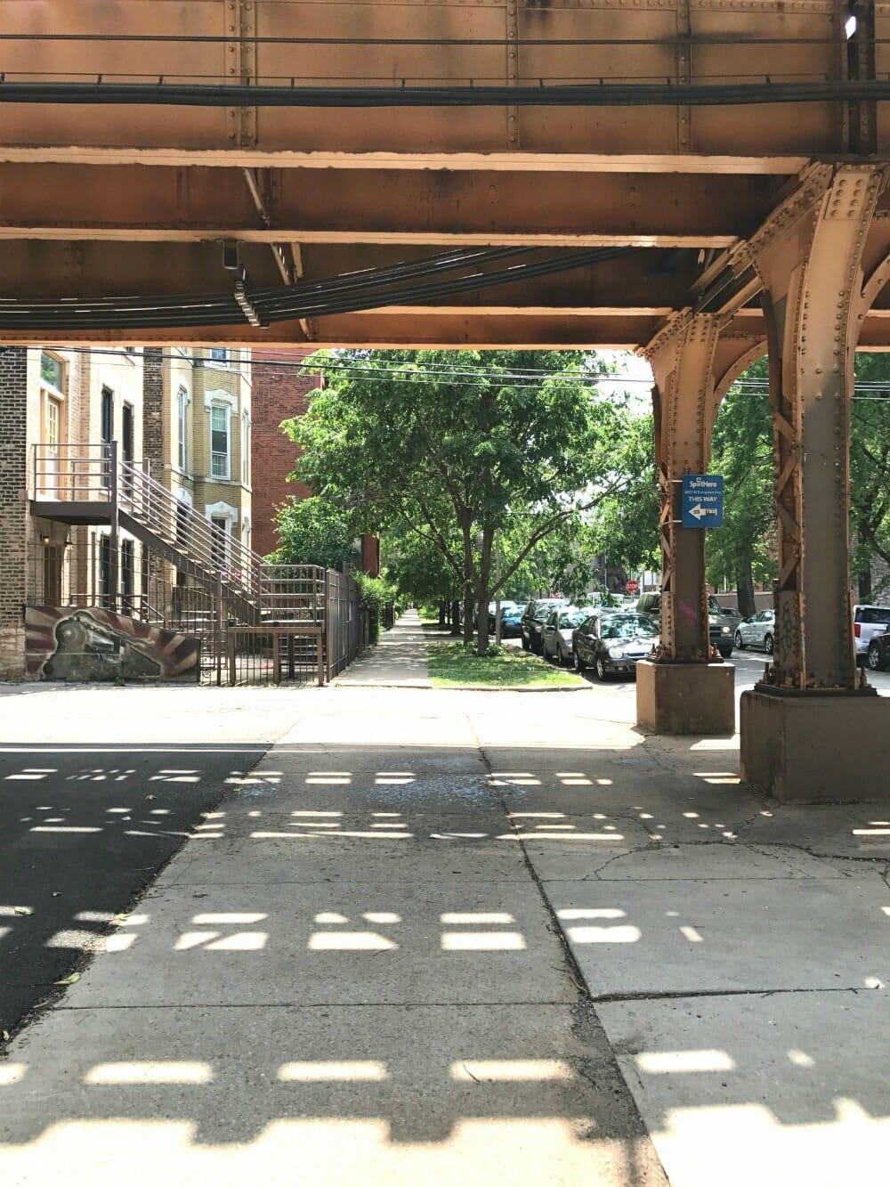 Exploring Wicker Park - streets
