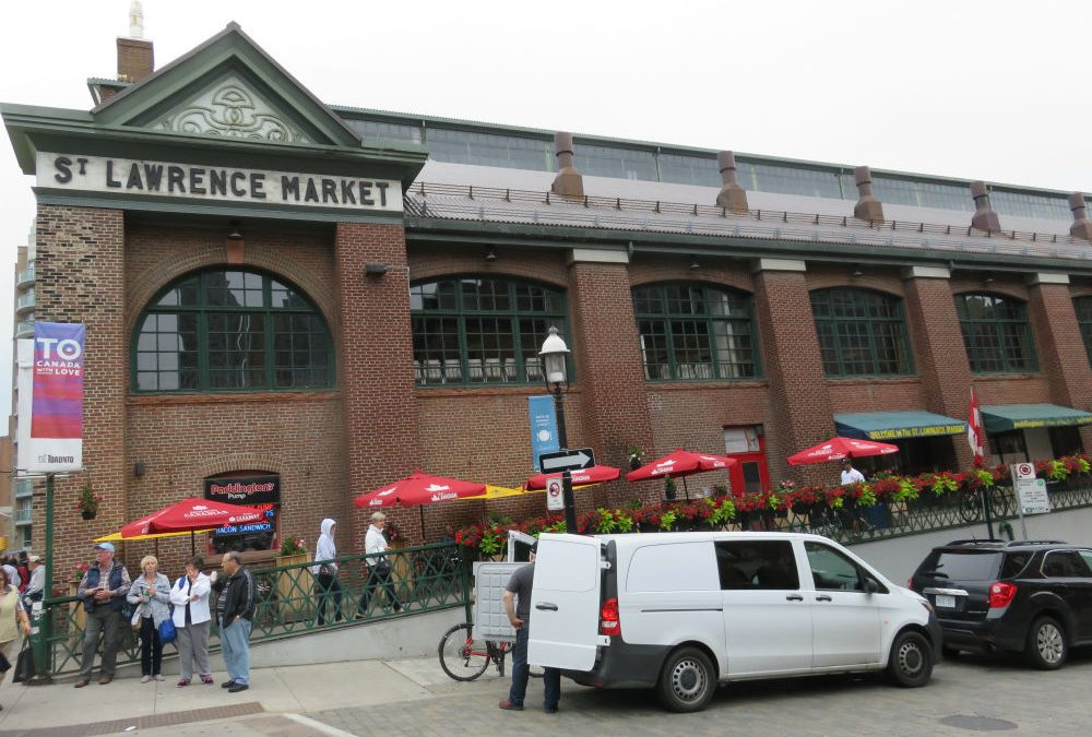Culinary Adventure Co: the original and best food tour of St Lawrence Market in Toronto