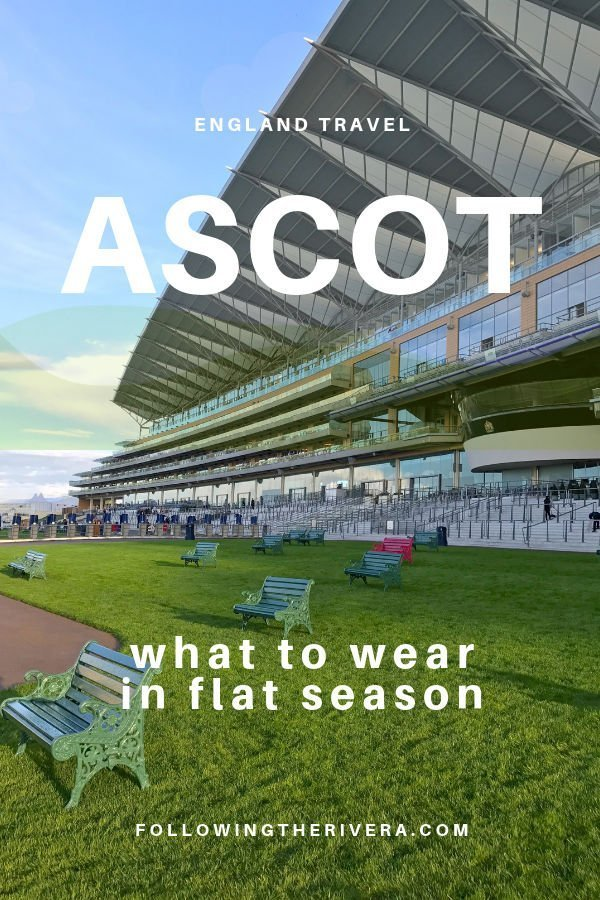 What to expect when visiting Ascot Racecourse during Flat Season 2