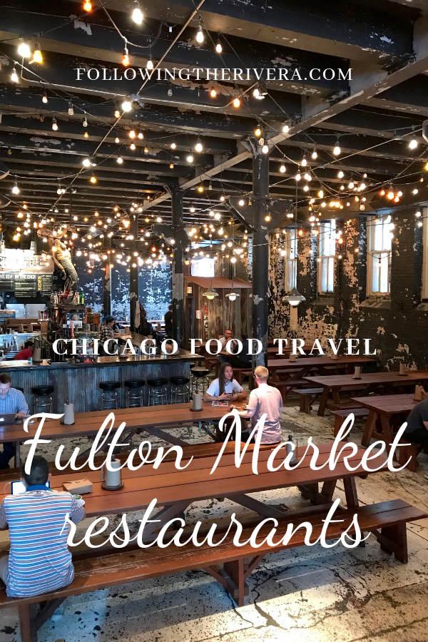 Fulton Market restaurants