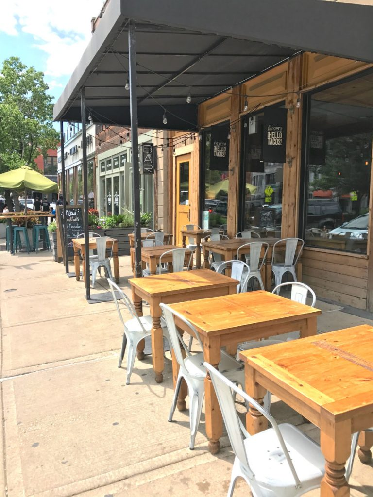 Where to eat in West Randolph Street, Fulton Market District, Chicago - Hello Tacos