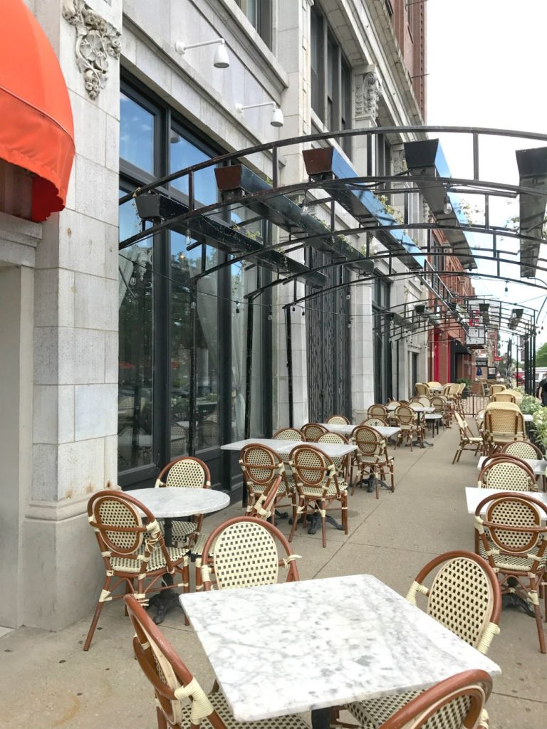 Where to eat in West Randolph Street, Fulton Market District, Chicago - Nellcote
