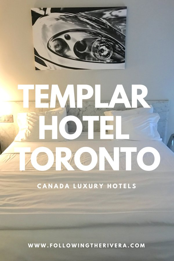 Templar Hotel Toronto — a minimalist boutique hotel 1