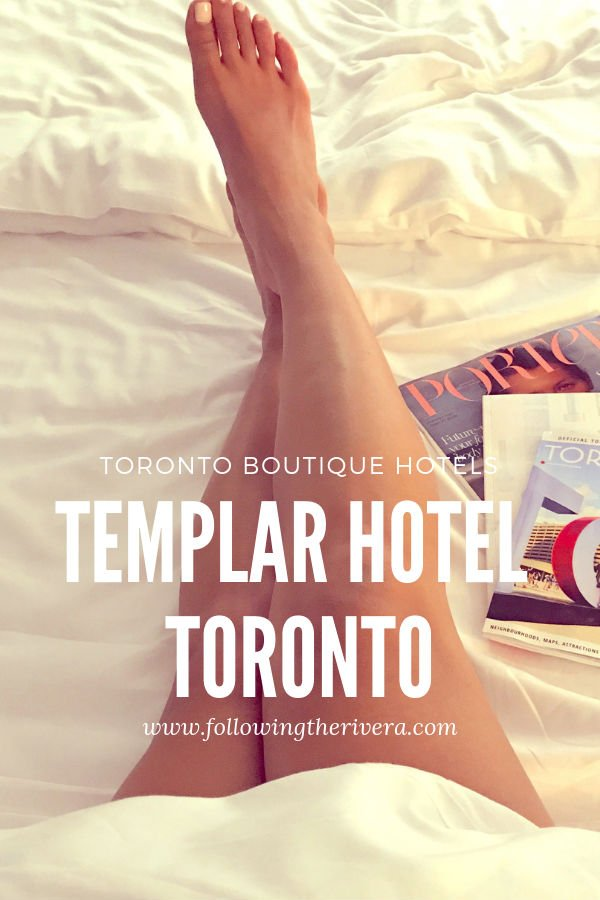 Templar Hotel Toronto — a minimalist boutique hotel 2