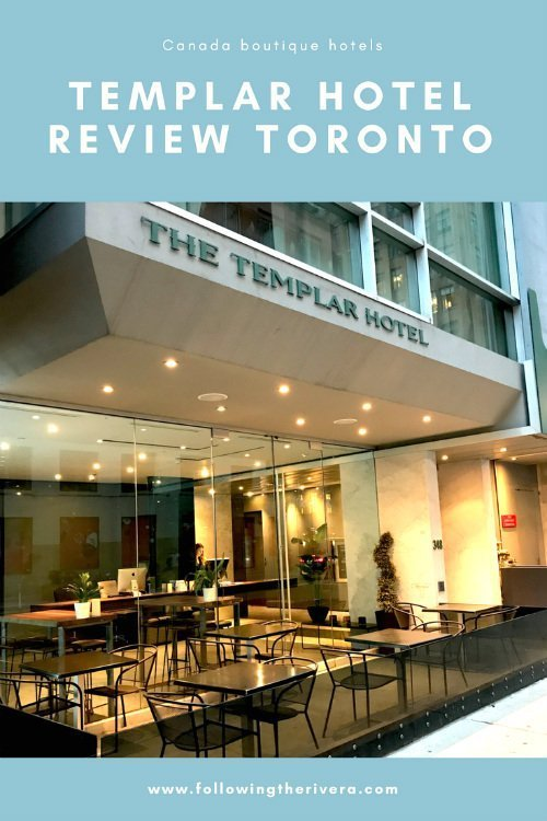 Templar Hotel Toronto — a minimalist boutique hotel 3