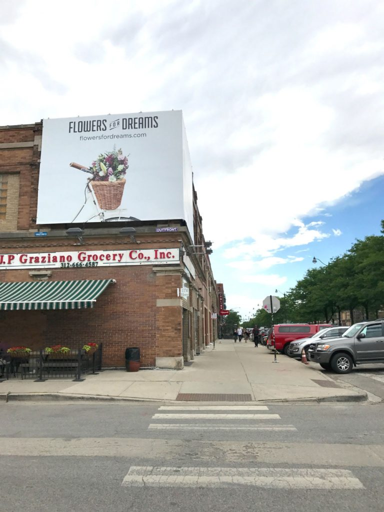 Where to eat in West Randolph Street, Fulton Market District, Chicago - streets