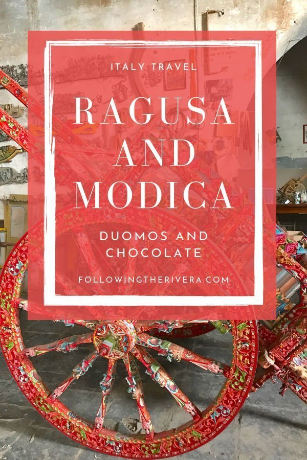 What to see in Ragusa and Modica — duomos and chocolate 2