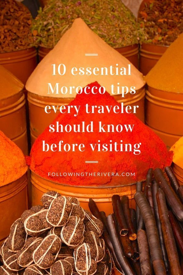 Morocco travel tips: 10 essential things to know before visiting 2