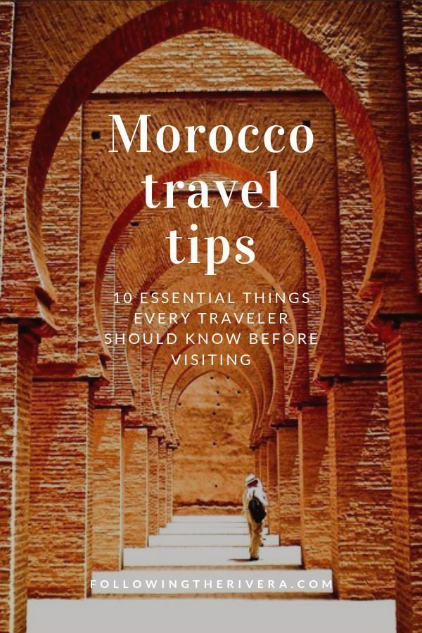 Morocco travel tips: 10 essential things to know before visiting 1