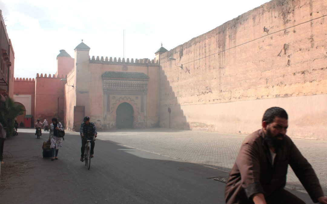 Driving in Morocco — beware the Moroccan police