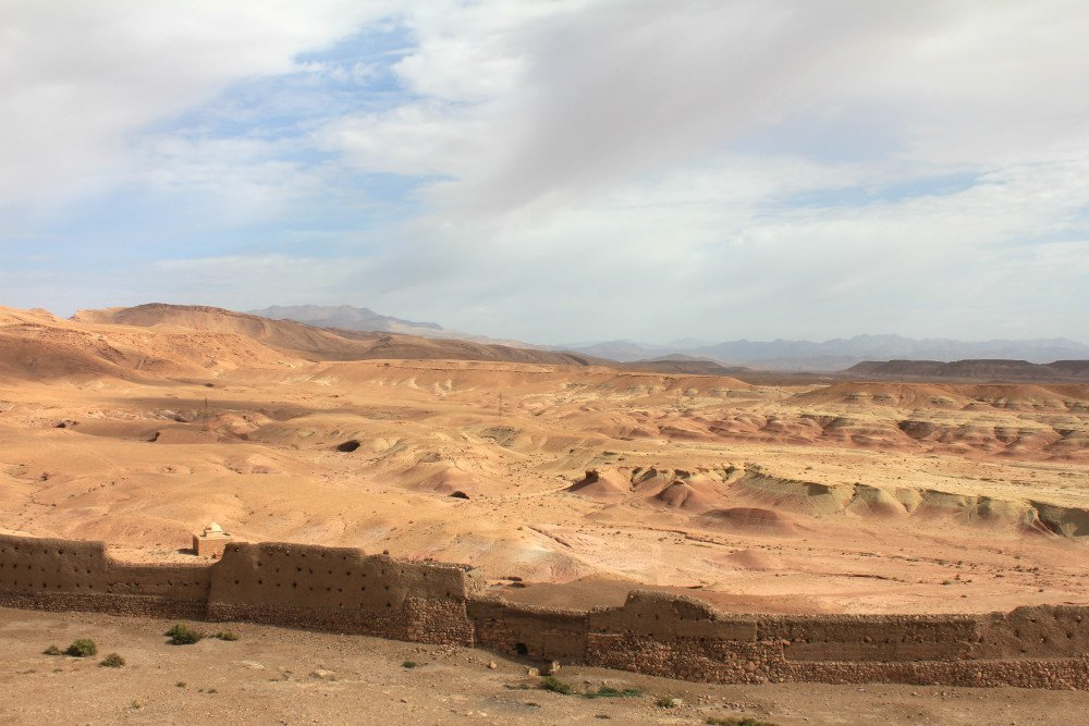 Aït Benhaddou — 1 day in the fortified village 1