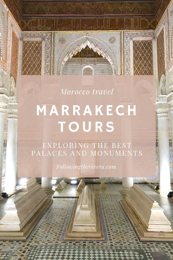 5 iconic palaces and monuments on the best Marrakech tour 2