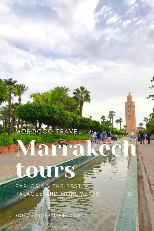 5 iconic palaces and monuments on the best Marrakech tour 3