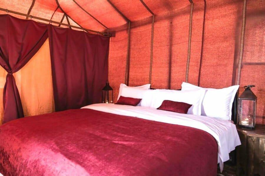 Caravanserai luxury desert camp — 1 night in Merzouga 1