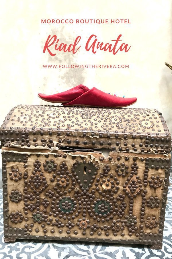 4 good reasons to stay at Riad Anata in Fes 3
