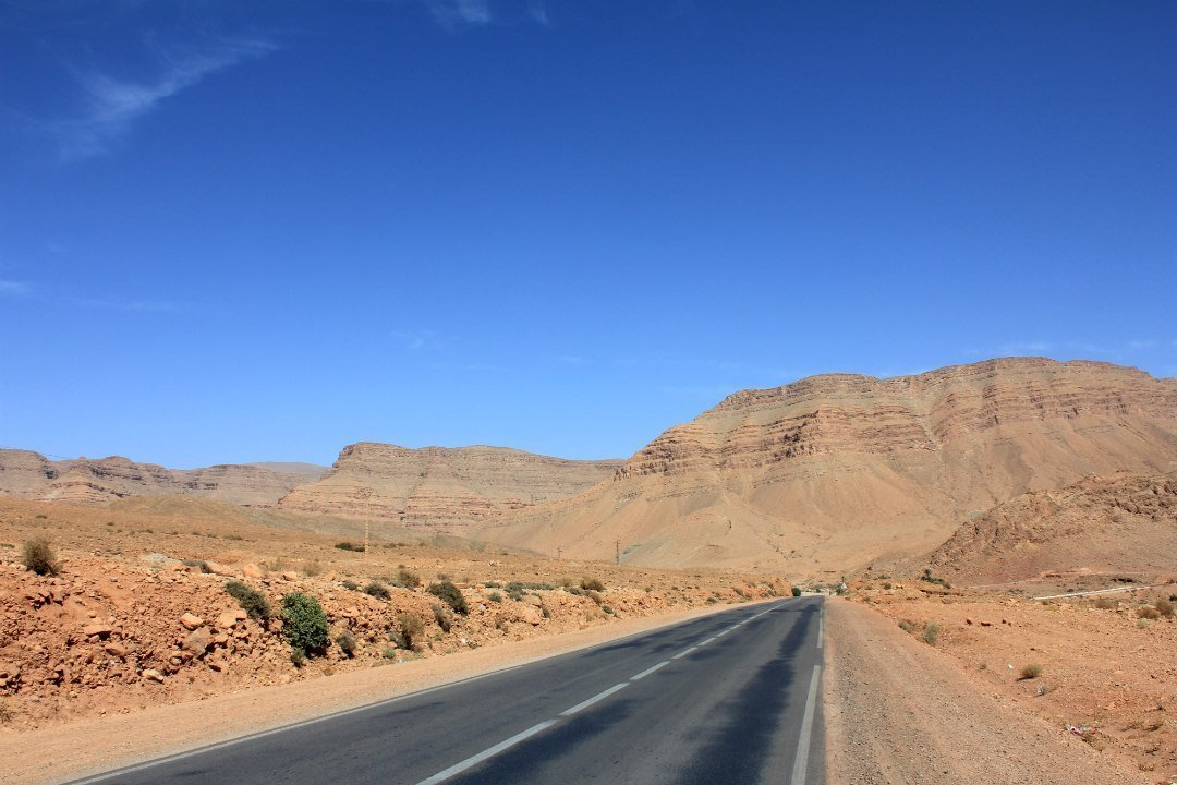 Driving in Morocco: beware Moroccan police 1