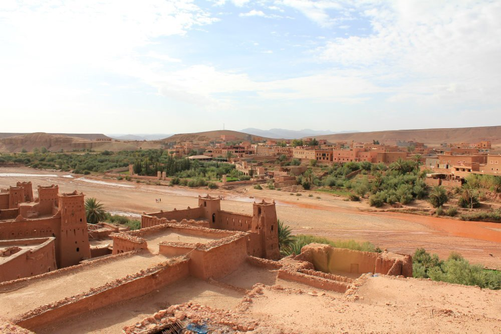 Aït Benhaddou — 1 day in the fortified village 2